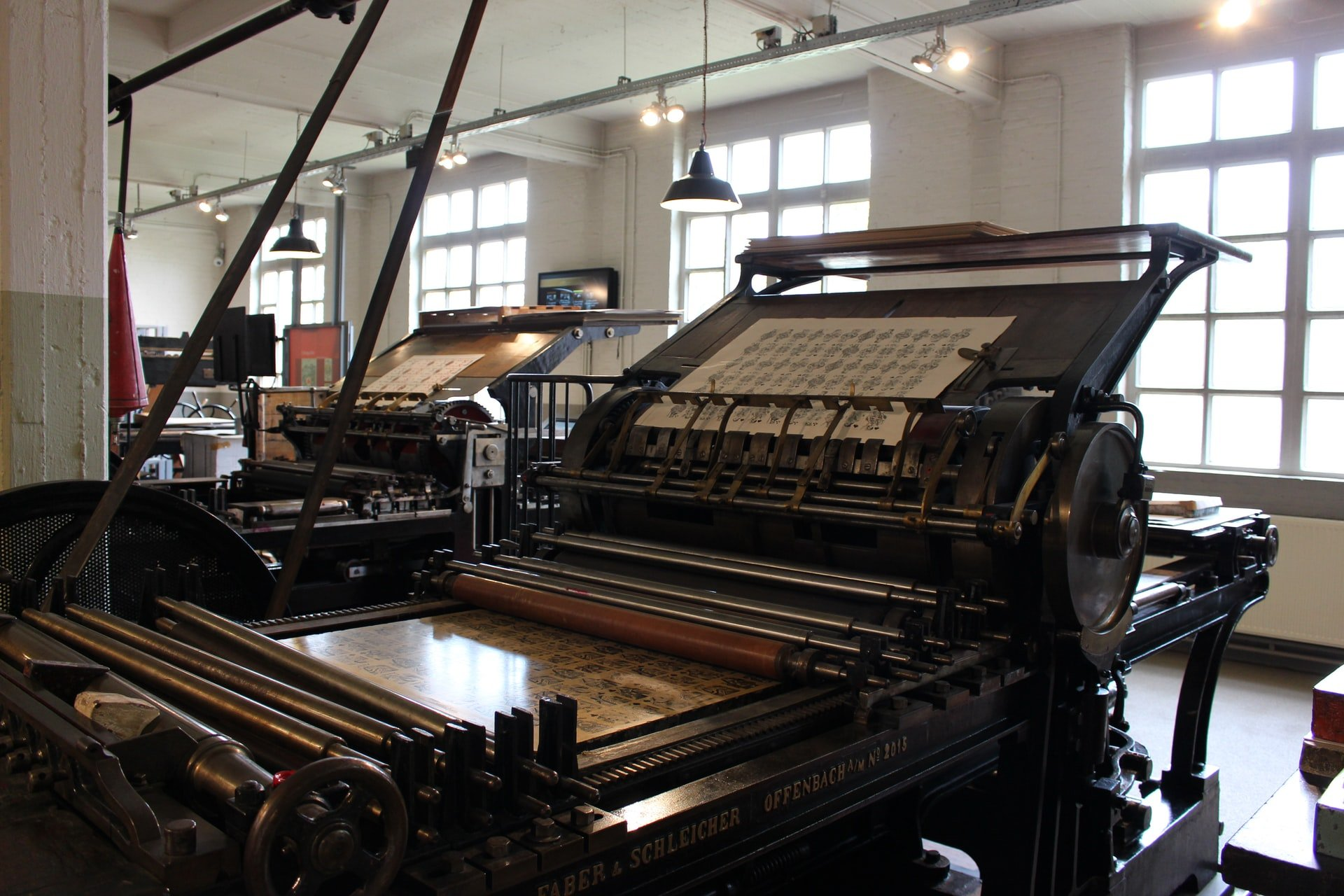 Print Transformation to Digital