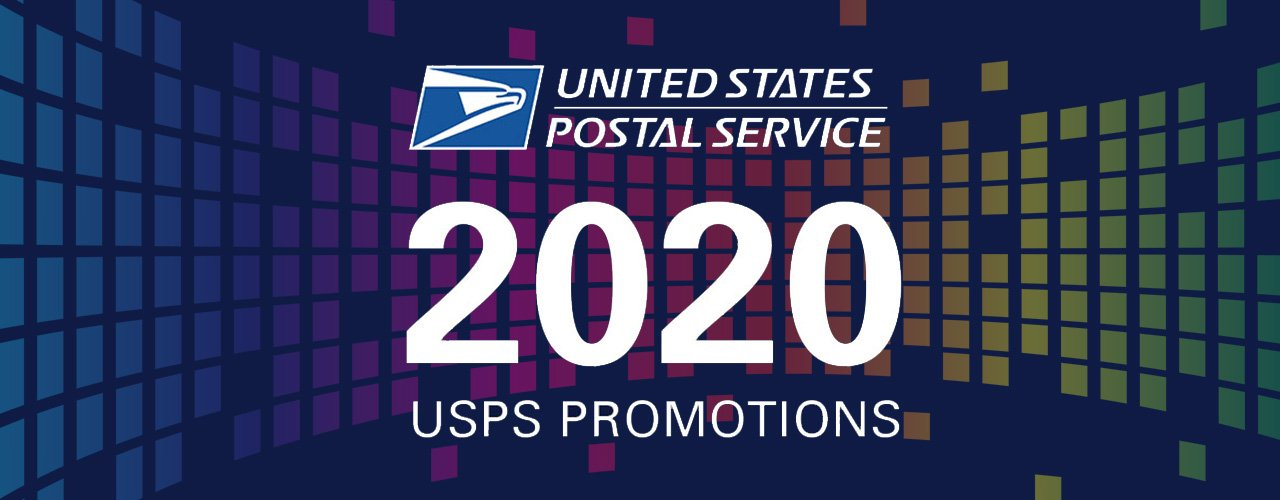 Your Guide to the USPS 2020 Promotions